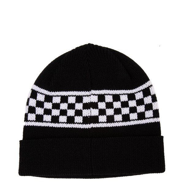 alternate image alternate view Vans Checkerboard Stripe BeanieALT1