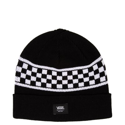 Main view of Vans Checkerboard Stripe Beanie