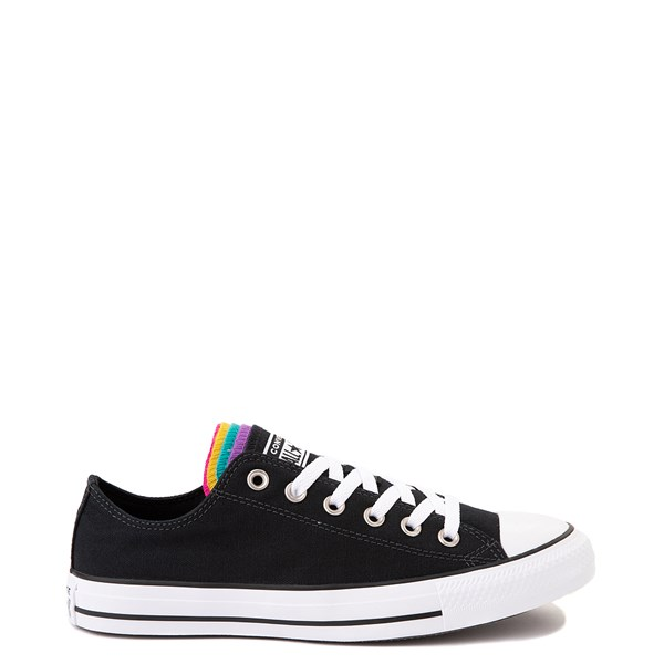 Main view of Converse Chuck Taylor All Star Lo Multi Tongue Sneaker - Black / Multi