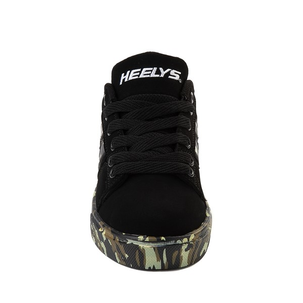 alternate image alternate view Heelys Racer Skate Shoe - Little Kid / Big Kid - Black / CamoALT4