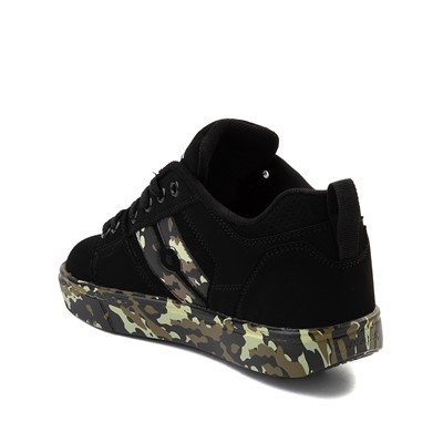 Alternate view of Heelys Racer Skate Shoe - Little Kid / Big Kid - Black / Camo