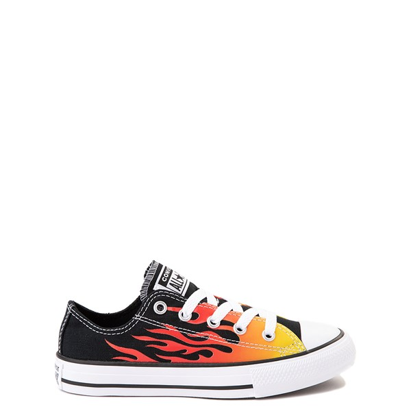 Converse Chuck Taylor All Star Lo Flames Sneaker - Little Kid