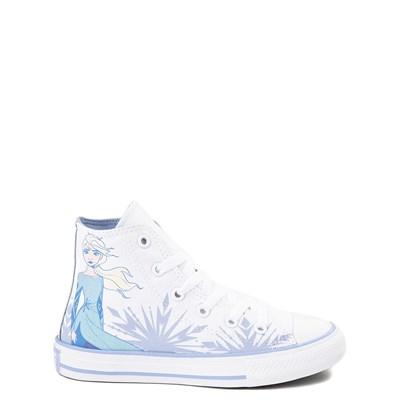 Main view of Converse x Frozen 2 Chuck Taylor All Star Hi Elsa Sneaker - Little Kid / Big Kid