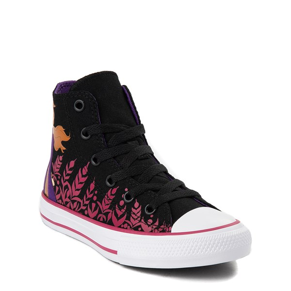 alternate image alternate view Converse x Frozen 2 Chuck Taylor All Star Hi Anna Sneaker - Little Kid / Big KidALT1B
