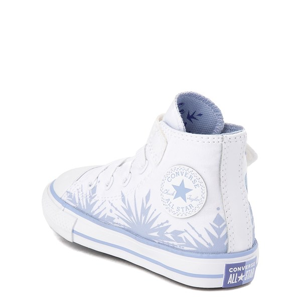 alternate image alternate view Converse x Frozen 2 Chuck Taylor All Star 1V Hi Elsa Sneaker - Baby / ToddlerALT2