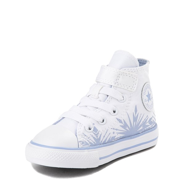 alternate image alternate view Converse x Frozen 2 Chuck Taylor All Star 1V Hi Elsa Sneaker - Baby / ToddlerALT3