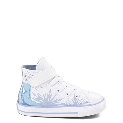 Main view of Converse x Frozen 2 Chuck Taylor All Star 1V Hi Elsa Sneaker - Baby / Toddler