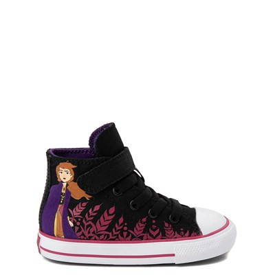 Main view of Converse x Frozen 2 Chuck Taylor All Star 1V Hi Anna Sneaker - Baby / Toddler
