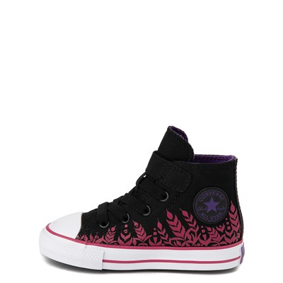 Alternate view of Converse x Frozen 2 Chuck Taylor All Star 1V Hi Anna Sneaker - Baby / Toddler