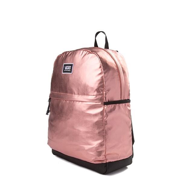 alternate image alternate view Vans Pep Squad Backpack - Rose GoldALT2