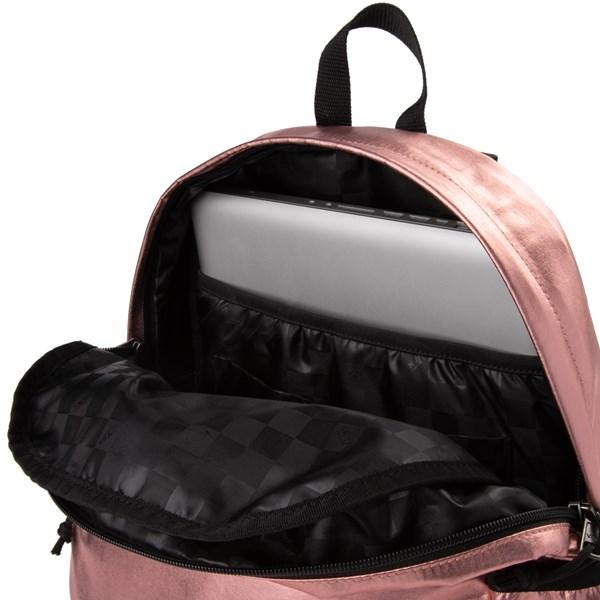 alternate image alternate view Vans Pep Squad Backpack - Rose GoldALT3