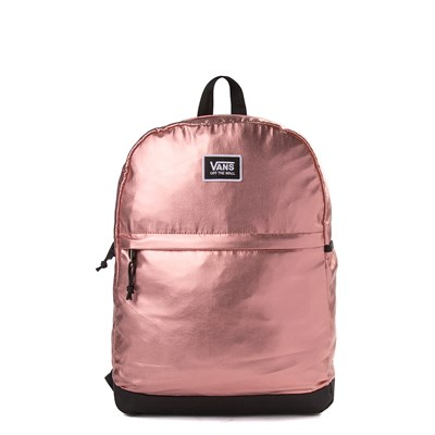Main view of Vans Pep Squad Backpack - Rose Gold
