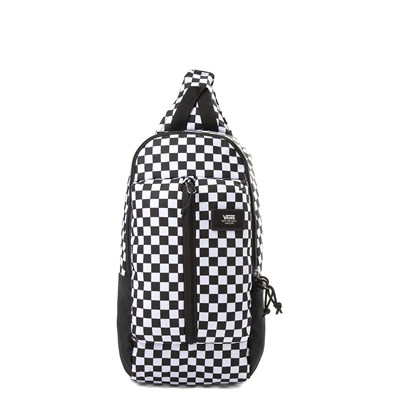 Main view of Vans Warp Sling Bag - Black / White
