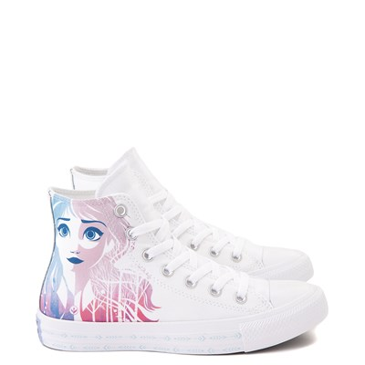 Main view of Converse x Frozen 2 Chuck Taylor All Star Hi Anna & Elsa Sneaker