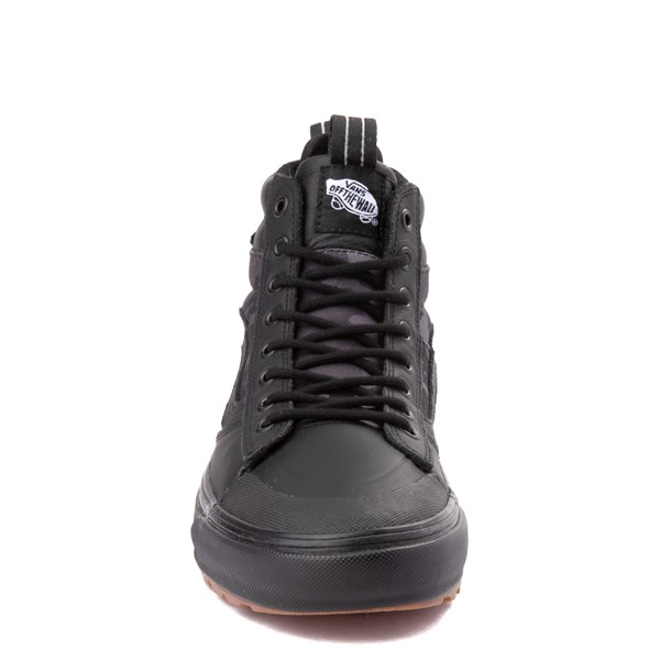 alternate image alternate view Vans Sk8 Hi MTE 2.0 DX Skate Shoe - Black / Woodland CamoALT4