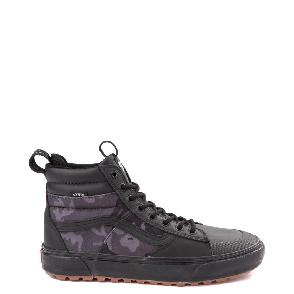 Vans Sk8 Hi MTE 2.0 DX Skate Shoe - Black / Woodland Camo