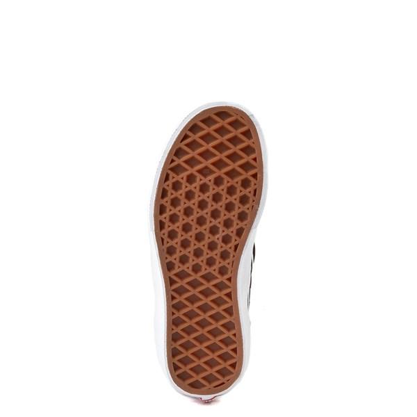 alternate image alternate view Vans Slip On Iridescent Checkerboard Skate Shoe - Little Kid / Big Kid - Black / MultiALT5