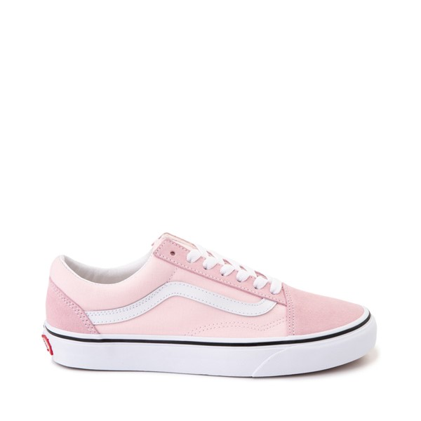 Main view of Vans Old Skool Skate Shoe - Blushing Pink