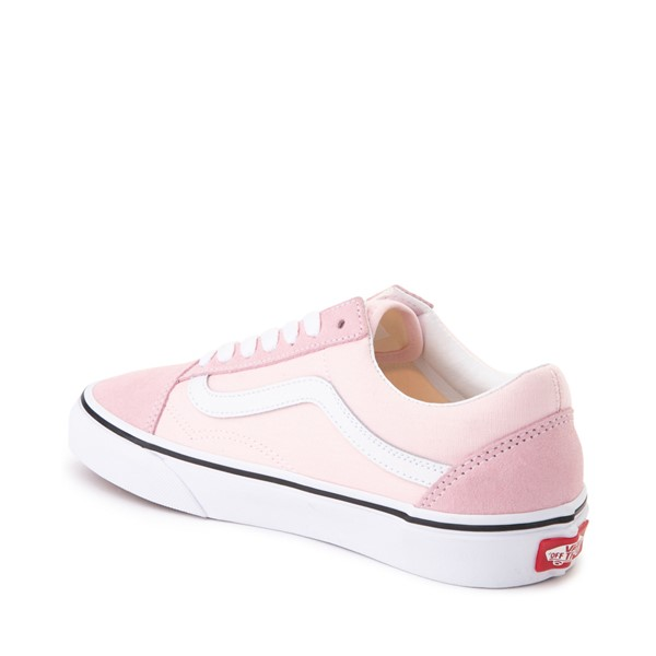 alternate image alternate view Vans Old Skool Skate Shoe - Blushing PinkALT1