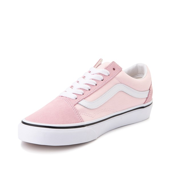 alternate image alternate view Vans Old Skool Skate Shoe - Blushing PinkALT2