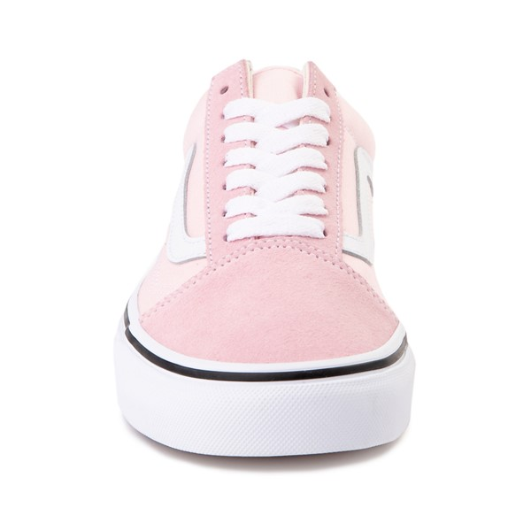 alternate image alternate view Vans Old Skool Skate Shoe - Blushing PinkALT4
