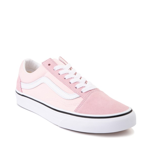 alternate image alternate view Vans Old Skool Skate Shoe - Blushing PinkALT5