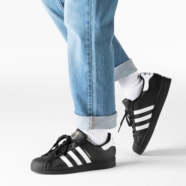 alternate image alternate view Mens adidas Superstar Athletic ShoeB-LIFESTYLE1
