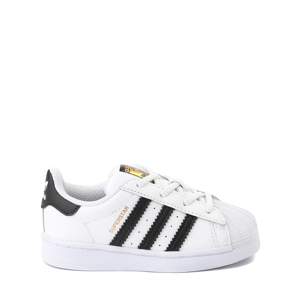 adidas Superstar Athletic Shoe - Baby / Toddler - White