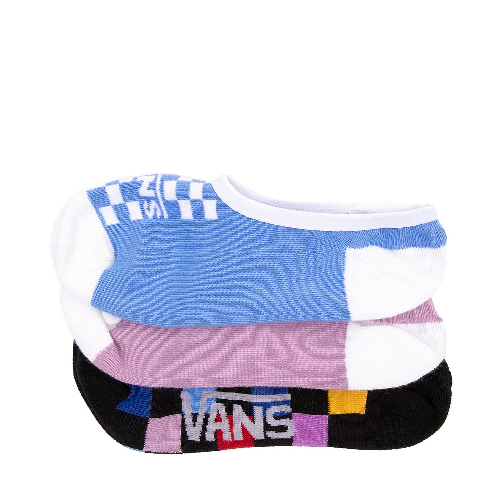 Womens Vans Canoodle Liners 3 Pack - Multi