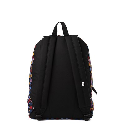 Alternate view of Vans Realm Backpack - Black / Multi