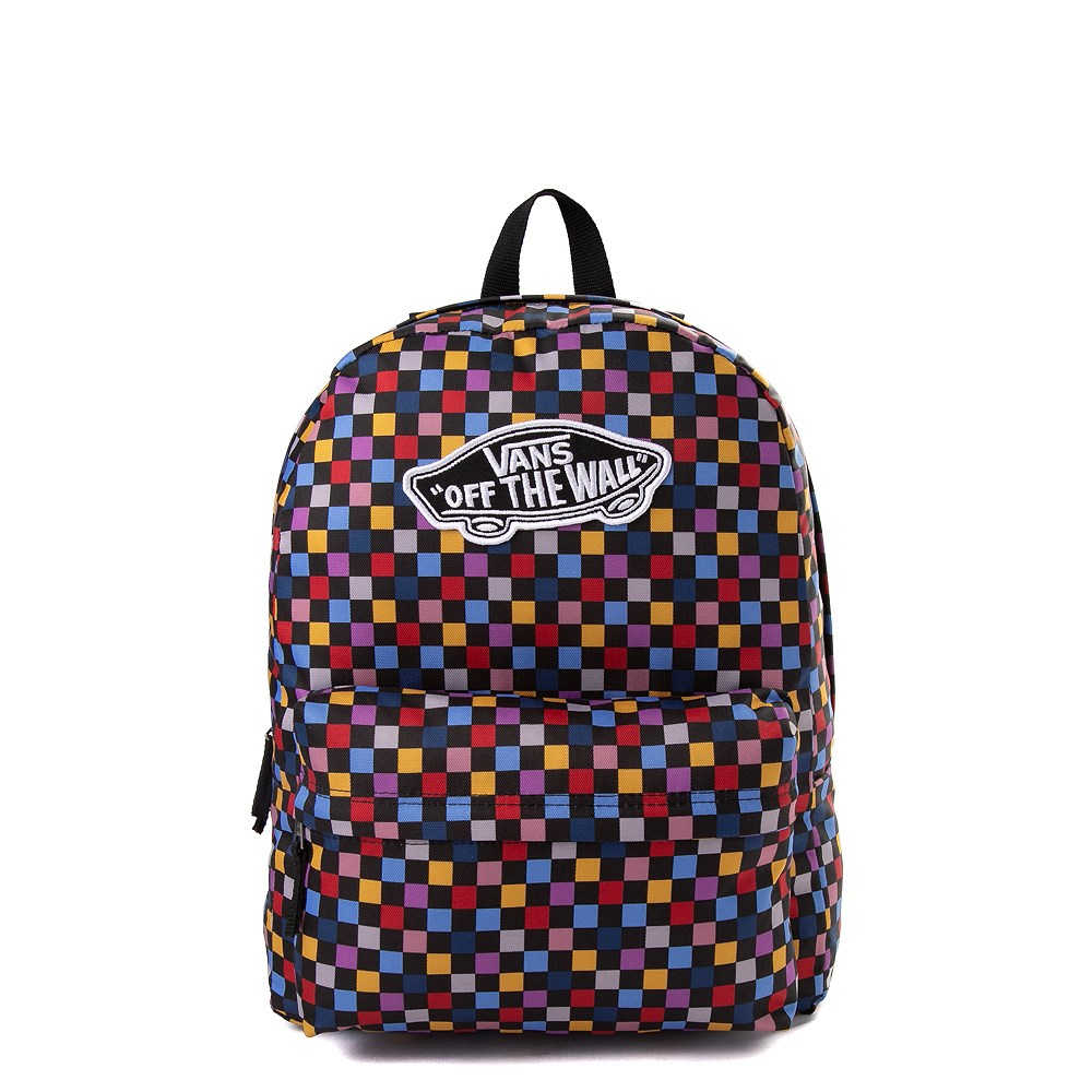 Vans Realm Backpack - Black / Multi
