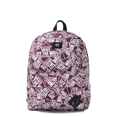Main view of Vans Old Skool Off The Wall Backpack - Port Royale
