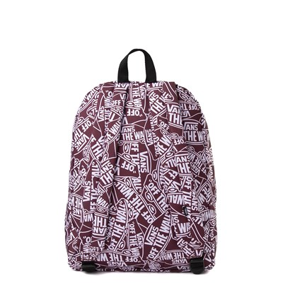Alternate view of Vans Old Skool Off The Wall Backpack - Port Royale