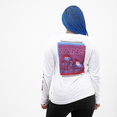 Main view of Womens Vans Doubler Long Sleeve Tee