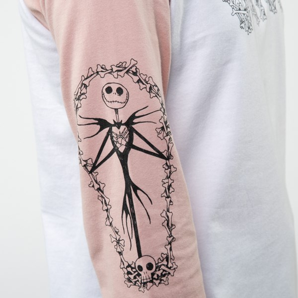 alternate image alternate view Womens Vans x The Nightmare Before Christmas Meant-2-B Long Sleeve Boyfriend TeeALT5