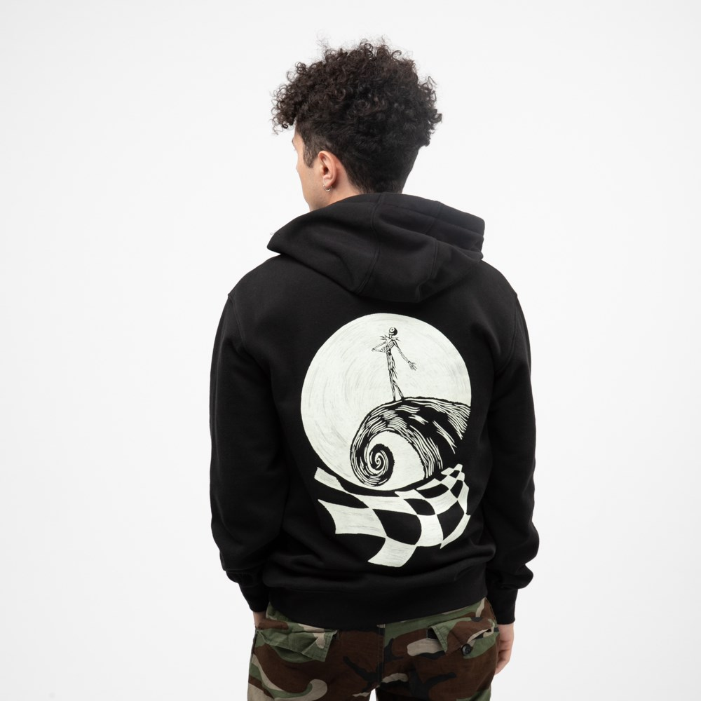 Mens Vans x The Nightmare Before Christmas Jack Skellington Hoodie