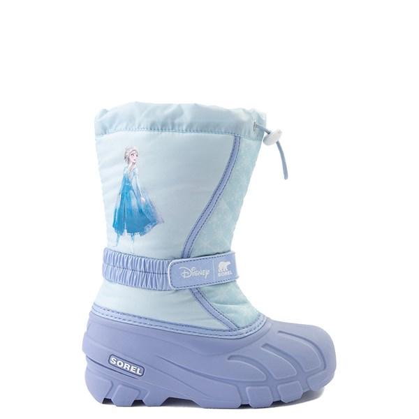 Disney x Sorel Frozen 2 Flurry™ Elsa Boot - Toddler / Little Kid