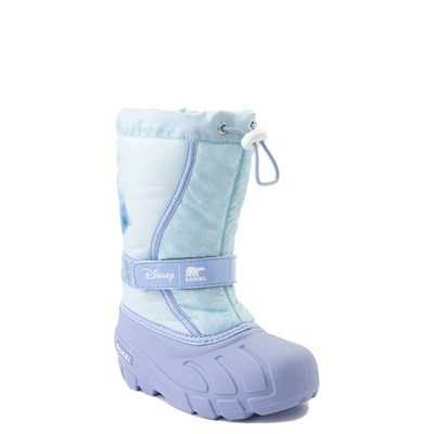 Alternate view of Disney x Sorel Frozen 2 Flurry™ Elsa Boot - Toddler / Little Kid