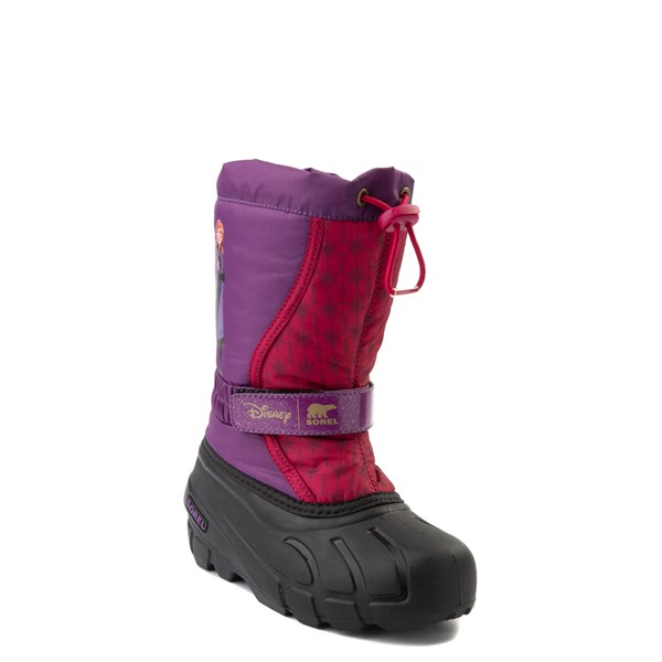 alternate image alternate view Disney x Sorel Frozen 2 Flurry™ Anna Boot - Toddler / Little KidALT1