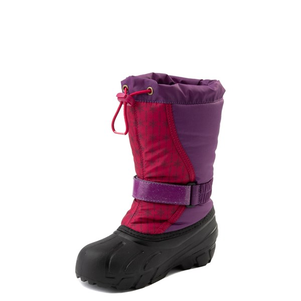 alternate image alternate view Disney x Sorel Frozen 2 Flurry™ Anna Boot - Toddler / Little KidALT3