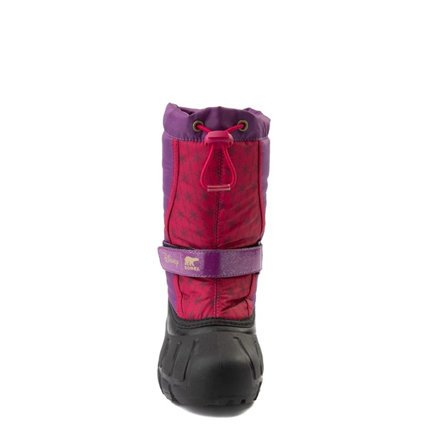 alternate image alternate view Disney x Sorel Frozen 2 Flurry™ Anna Boot - Toddler / Little KidALT4