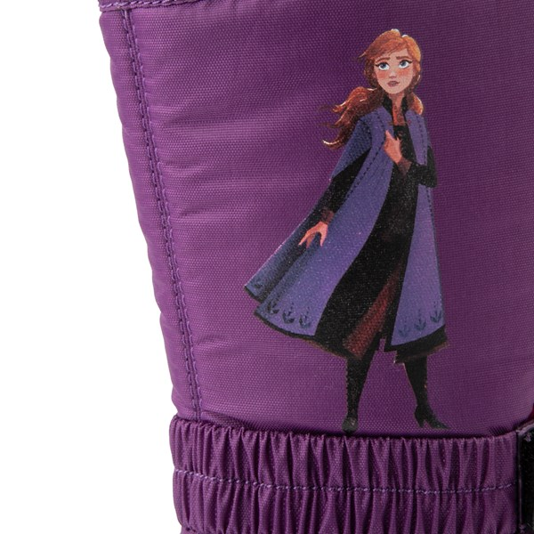 alternate image alternate view Disney x Sorel Frozen 2 Flurry™ Anna Boot - Toddler / Little KidALT6