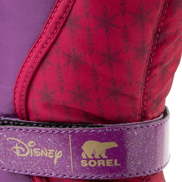 alternate image alternate view Disney x Sorel Frozen 2 Flurry™ Anna Boot - Toddler / Little KidALT7
