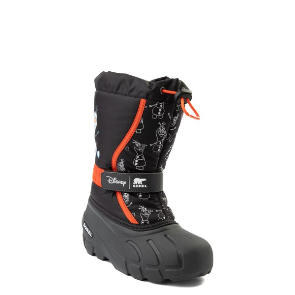alternate image alternate view Disney x Sorel Frozen 2 Flurry™ Olaf Boot - Toddler / Little KidALT1