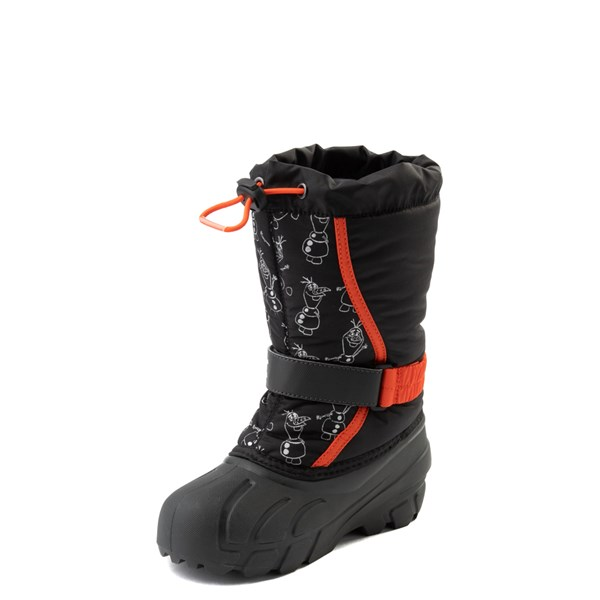 alternate image alternate view Disney x Sorel Frozen 2 Flurry™ Olaf Boot - Toddler / Little KidALT3