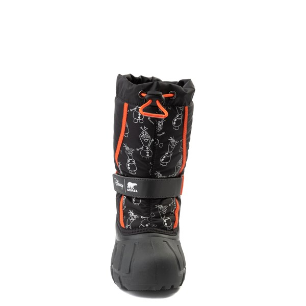 alternate image alternate view Disney x Sorel Frozen 2 Flurry™ Olaf Boot - Toddler / Little KidALT4