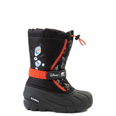 Main view of Disney x Sorel Frozen 2 Flurry™ Olaf Boot - Toddler / Little Kid