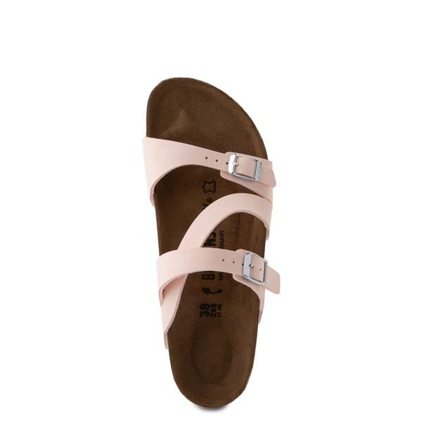 alternate image alternate view Womens Birkenstock Salina Slide Sandal - Light RoseALT2