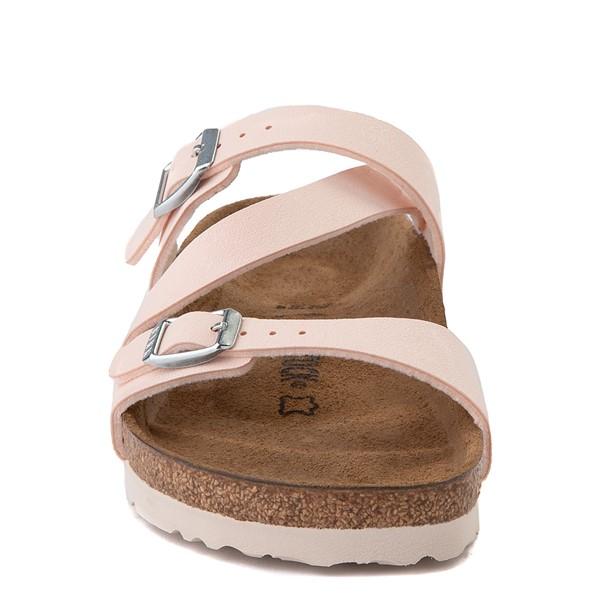 alternate image alternate view Womens Birkenstock Salina Slide Sandal - Light RoseALT4