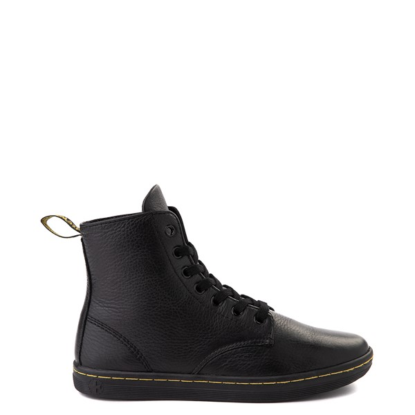 Main view of Womens Dr. Martens Leyton Boot - Black